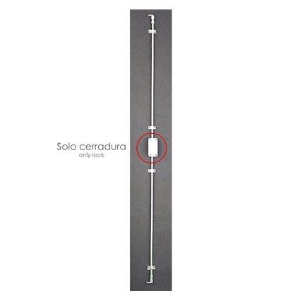 Varilla Roscada Zincada 1 Metro DIN 975 Calidad 4.8 M30
