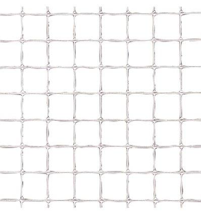 Malla Plastificada Corral 13x13 / 100 cm. Rollo 25 metros