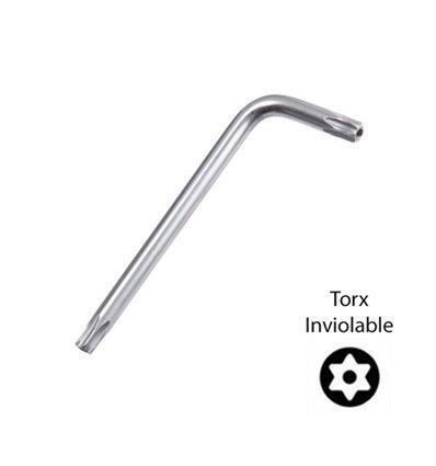 "Llave Torx Maurer ""L"" T25 Inviolable"
